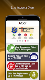 ACar – Online Renew Insurance & App Download For Android 4