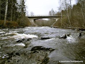 Photo: Storåns vatten har nyttjats i århundranden och är fortfarande i vår tjänst genom att producera elkraft i Storå kraftverk.