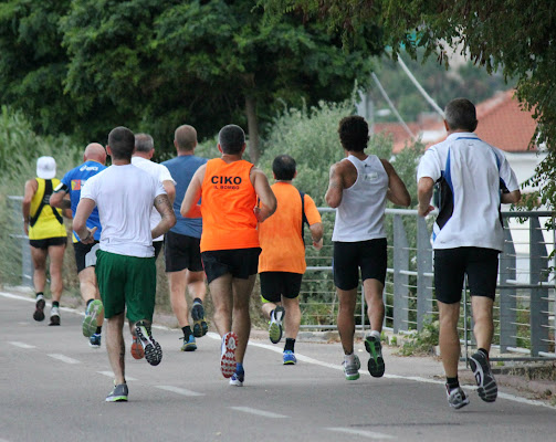 Runner di Claudio Mandica