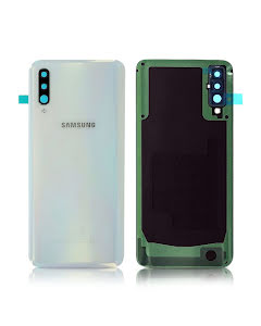 Galaxy A50 Back Cover White