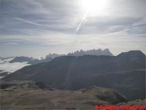 Photo: IMG_4372 le Pale di San Martino, sempre un bel profilo, dalla Cresta dei Monzoni