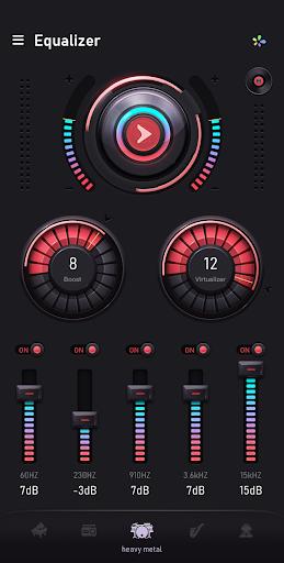 Equalizer & Bass Boost screenshot 2