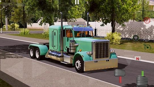 World Truck Driving Simulator Apk Mod Dinheiro Infinito 1