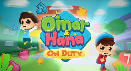 Omar & Hana: On Duty Apk 1
