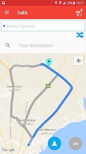 Salik - Navigation & Traffic Alerts - náhled