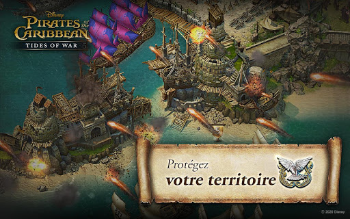 Code Triche Pirates of the Caribbean: ToW mod apk screenshots 4