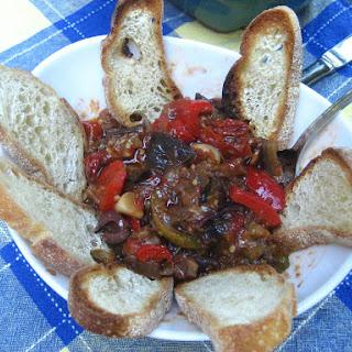 Italian Eggplant Appetizer Recipes.