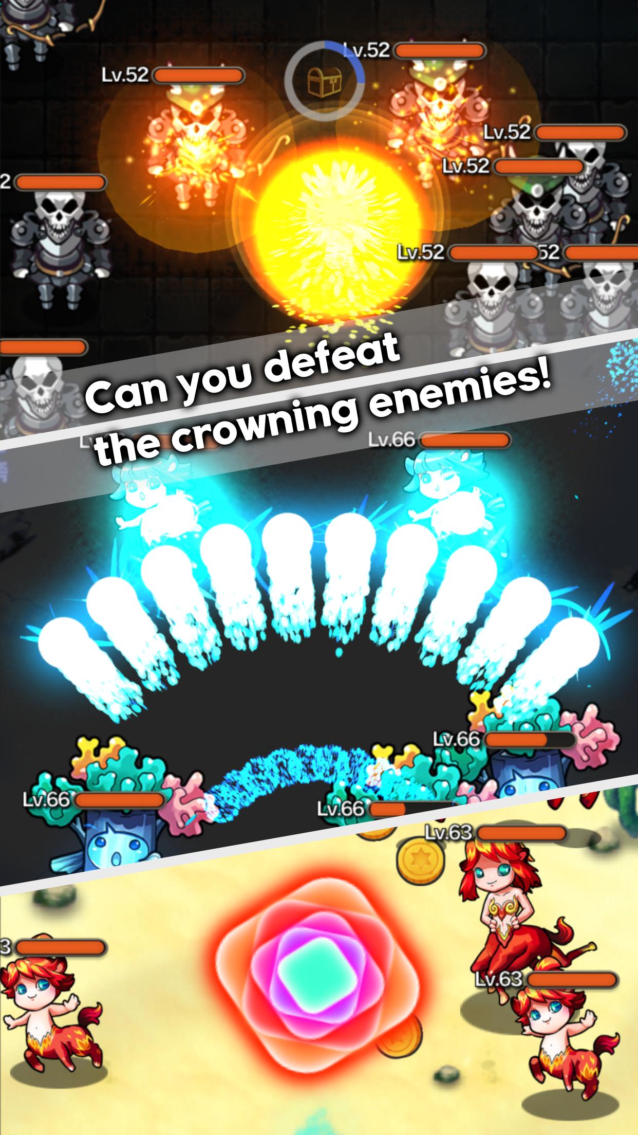 Hero's 2nd Memory : Shooting RPG screenshot #6