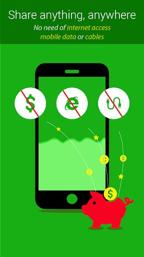 GPaddy Sender - Share it apps