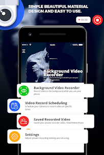 Background Video Recorder – Smart Recorder Video App Download For Android 1