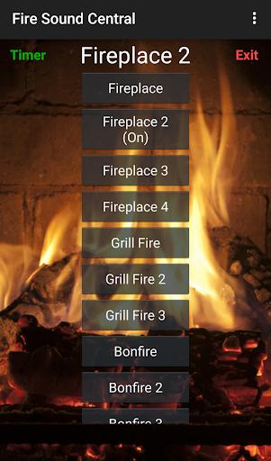 Fire Sound Central 1.0.2 screenshots 2