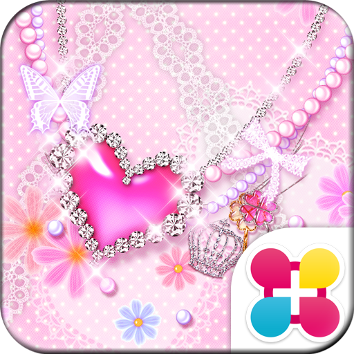 Cute Theme-Dreamy Flowers- Icon