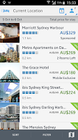 Screenshot of Wotif Hotels & Flights