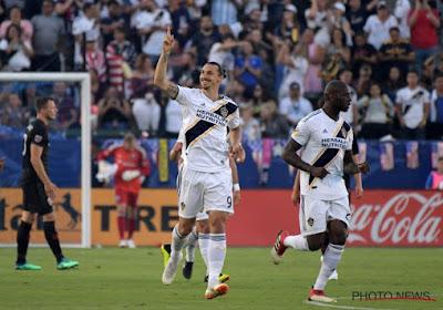 Le LA Galaxy d'Ibrahimovic perd encore des plumes