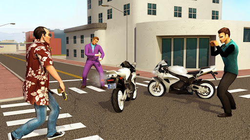 Télécharger Gratuit Real Gangster Vegas: Auto Theft Crime City Games APK MOD (Astuce) screenshots 1