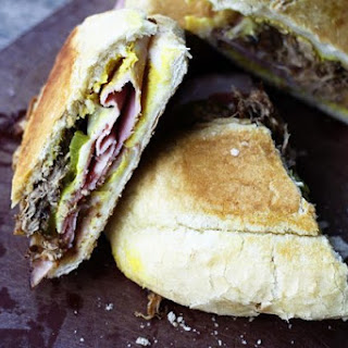 Cuban Sandwiches | Pressed Toasted Sandwiches.