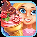 Ice Cream Maker Cafe icon