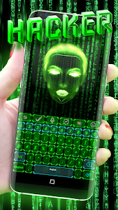 Hacker Green Keys Keyboard Apk Latest Version Download For Android 1