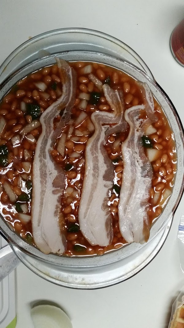 Marilyn's Begged For Baked Beans Recipe