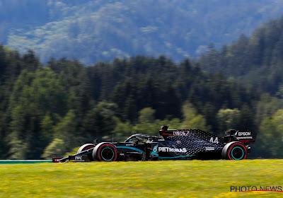 Dan toch kwalificaties: Hamilton een klasse te sterk, Verstappen vertrekt ook vanop rij 1 en een McLaren op rij 2