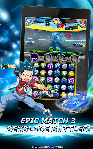 Beyblade Burst Rivals 1.2.2 screenshots 6