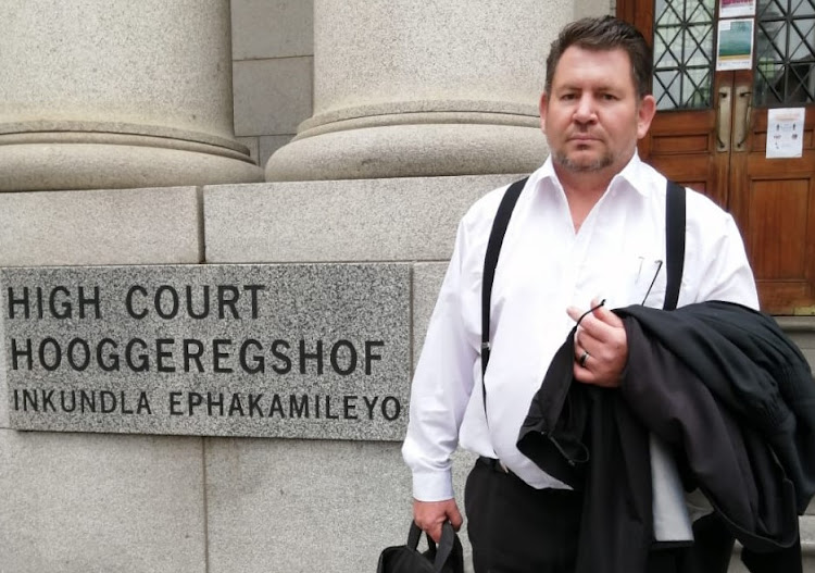 Carlo Viljoen's attempt to reopen the hairdressing sector was defeated in the Cape Town high court on Thursday.