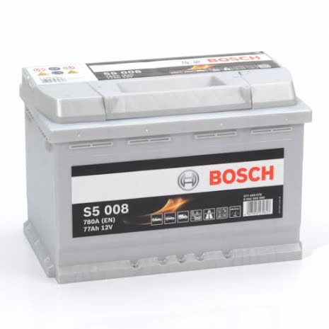 Startbatteri Bosch 12V/77Ah