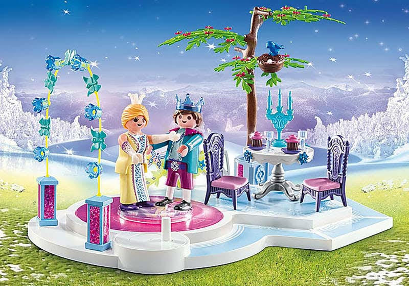 Contenido Real de Playmobil® 70008 Super Set Baile Real