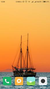 Sunset Wallpaper - náhled