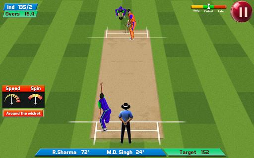 Top Cricket MultiPlayer screenshot 5