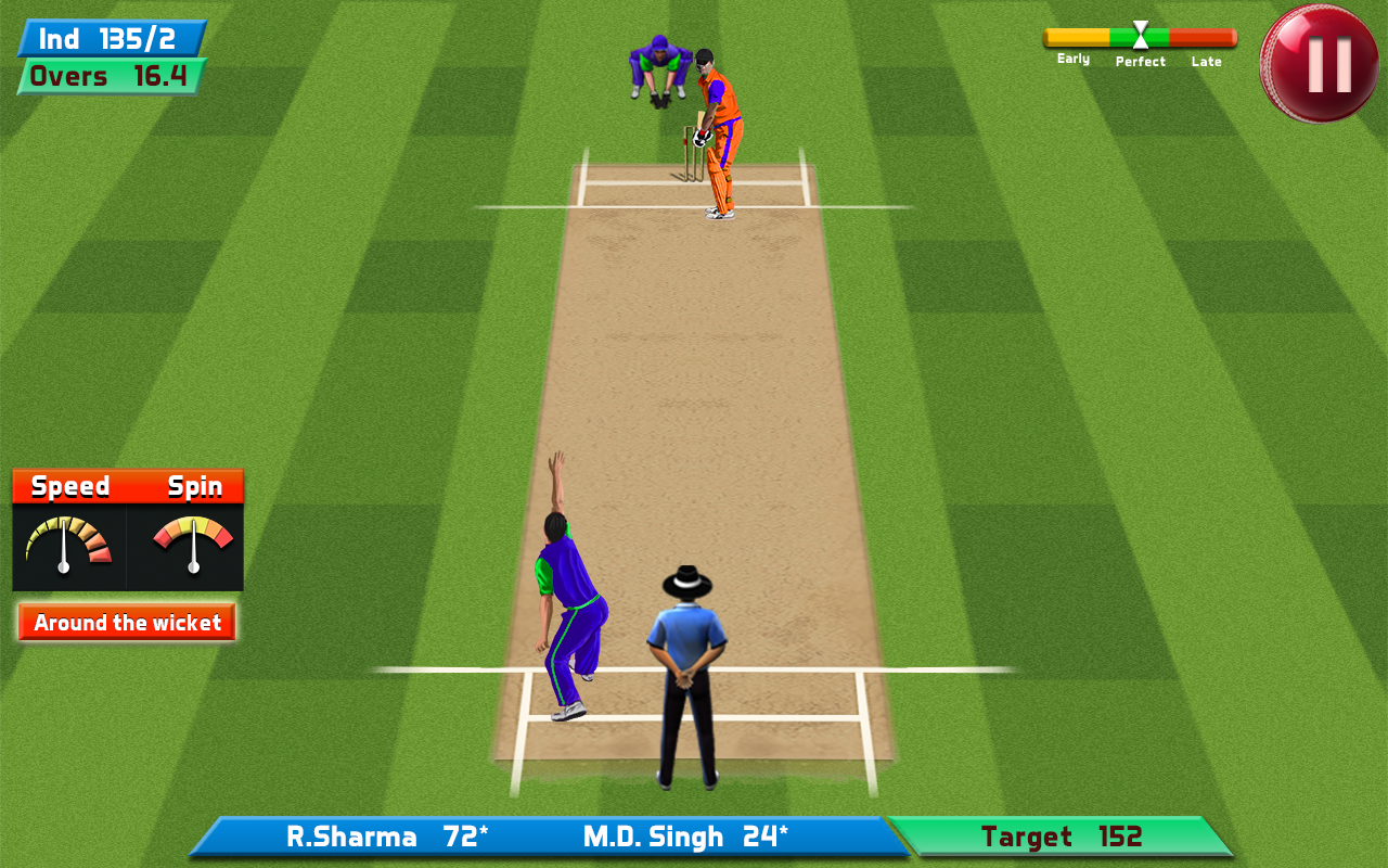 Top Cricket MultiPlayer- screenshot