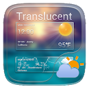 Translucent GO Weather Widget v 1.0 app icon