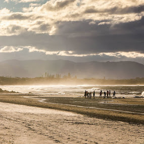 Byron 2014 by Elliot Moore - Landscapes Beaches
