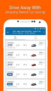 CheapOair Flights, Hotel & Car screenshot 07