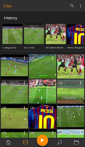 Total Media Player - Recording Video Player 1.9.10 screenshots 4