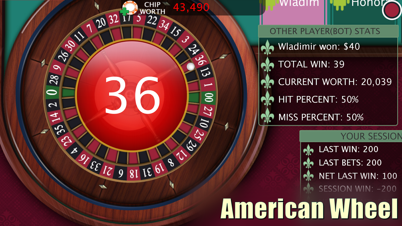 Ruleta Casino 1