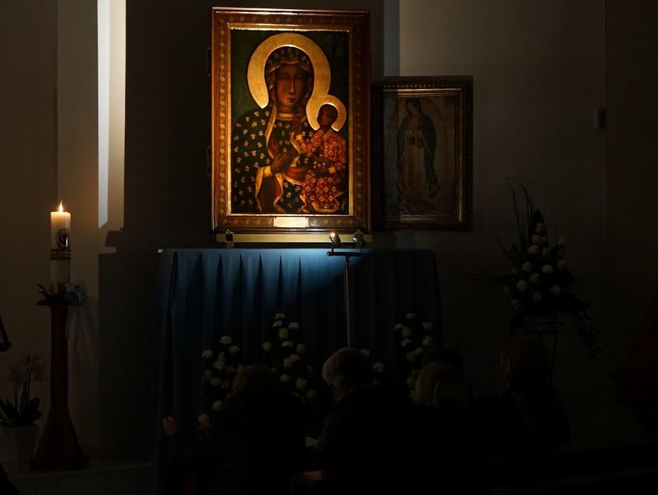 Nawiedzenie Matli Bożej Częstochowskiej w Sanktuarium Świętości Życia