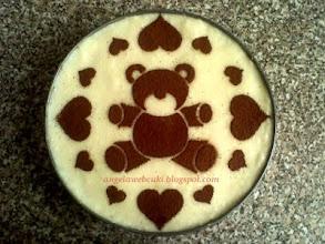 Photo: Pudingos torta recept