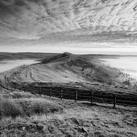 by Martin West - Black & White Landscapes