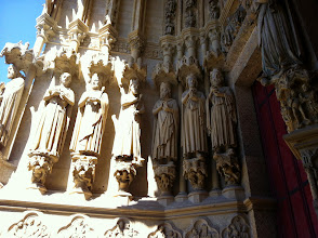 Photo: Amiens Cathedral.