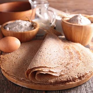 Savory Buckwheat CrêPes Recipe