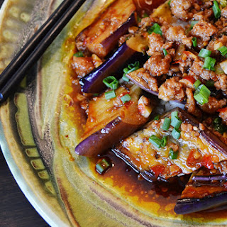 Eggplant Bake Soy Sauce Recipes