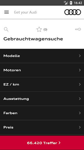 Get your Audi screenshot 3