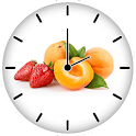 Fruit Clock icon