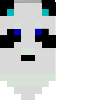 panda nova skin