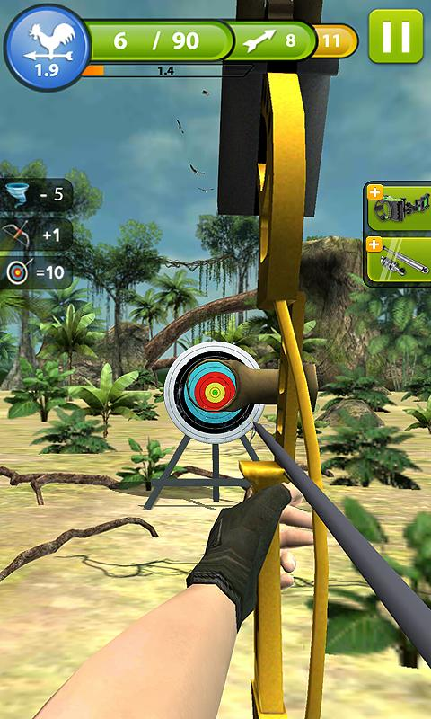 Screenshots of Archery Master 3D for iPhone