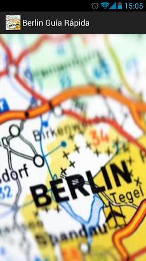 Berlin Guía Rápida