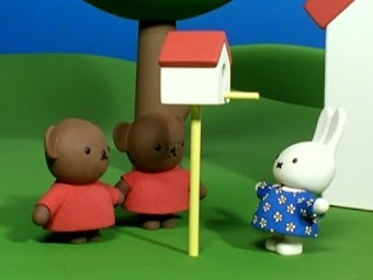 Boris's Bird House/Miffy's Three Wishes