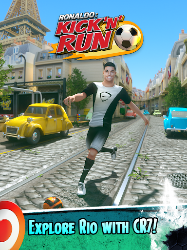 Cristiano Ronaldo: Kick'n'Run 3D Football Game 1.0.26 screenshots 11