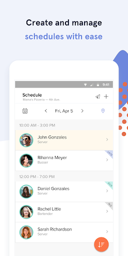 7shifts Employee Scheduling 3.9.1 screenshots 1
